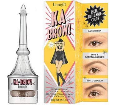 B e n e f i t - Benefit ka-BROW! Eyebrow Cream-Gel Color (4.5 - Medium)