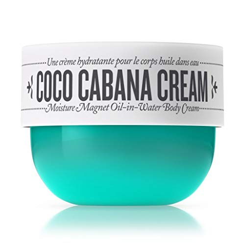 Sol De Janeiro - Sol de Janeiro Coco Cabana Cream Moisture Magnet Oil-in-Water Body Cream (Full Size 8 fl oz/ 240 ml)