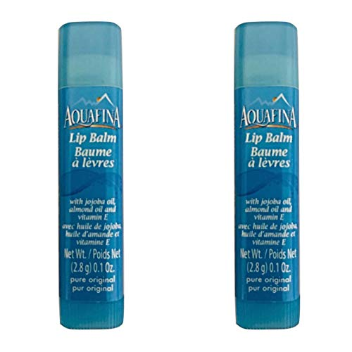 LIP BALM - Aquafina Lip Balm - 2 Tubes