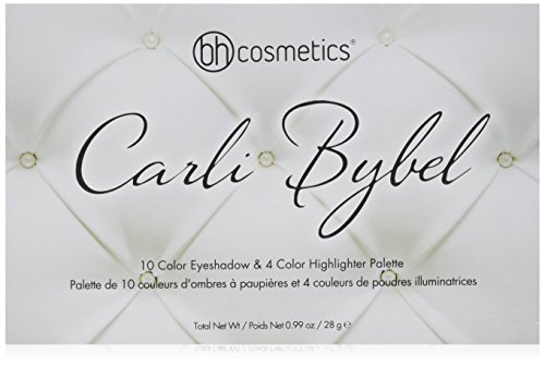 BH Cosmetics - Carli Bybel 14 Color Eyeshadow & Highlighter Palette