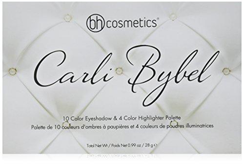 Bhcosmetics - Carli Bybel 14 Color Eyeshadow & Highlighter Palette