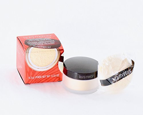 Laura Mercier - Laura Mercier Translucent Loose Mini Setting Powder with Mini Velour Puff - Holiday Packaging