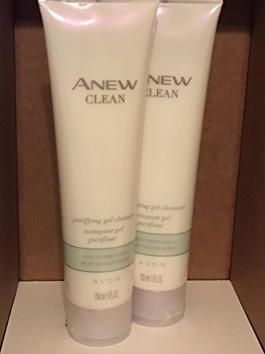 Avon - Anew Clean Purifying Gel Cleanser
