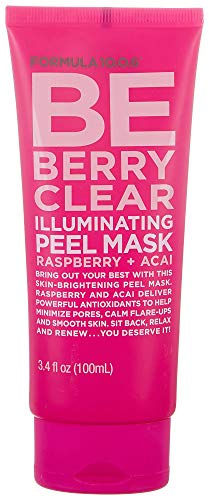 Formula 409 - Formula 10.0.6 Be Berry Clear Illuminating Peel Mask - 100ml
