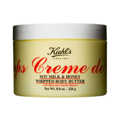 Kiehl's - Kieh'ls - Creme de Corps Soy Milk & Honey Whipped Body Butter
