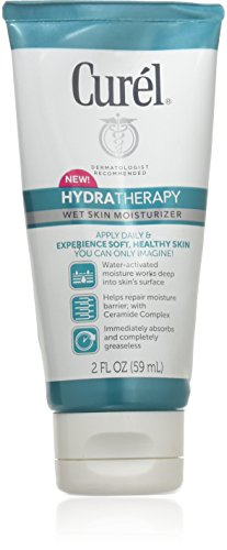 amazon.com - Curel Hydra Therapy Wet Skin Moisturizer! Dermatologist Recommended! Includes One 2 Ounce Tube! For Healthier Looking Skin!