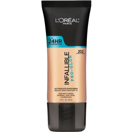 GDBR - Infallible Pro Glow Foundation (CREAMY NATURAL)