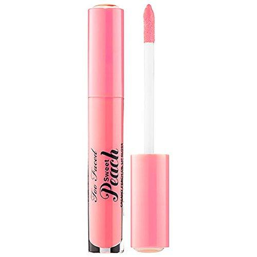 Toofaced - Too Faced Sweet Peach Creamy Peach Oil Lip Gloss ~ Pure Peach
