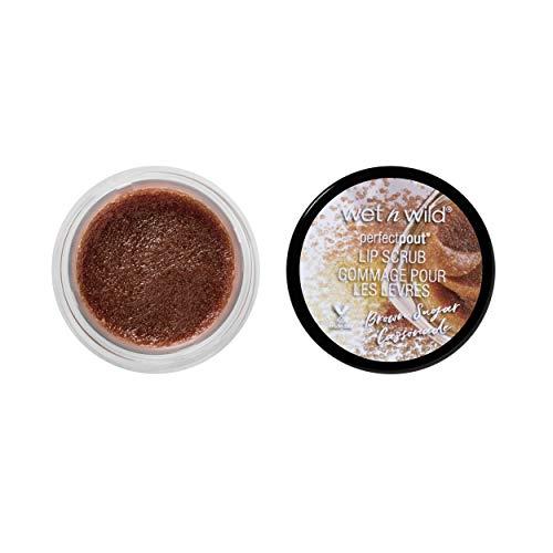 Wet N' Wild - Wet N Wild Perfect Pout Lip Scrub, Brown Sugar Cassonade, 0.35 Ounce