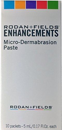 Rodan + Fields - Rodan + Fields ENHANCEMENTS Micro-Dermabrasion Paste, 10 Packets, Factory Sealed