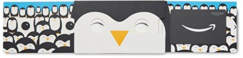 Amazon - Amazon.com Gift Card in a Happy Penguin Slider