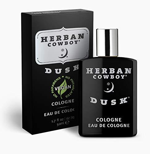 Herban Cowboy - Herban Cowboy Natural Grooming Cologne - Dusk