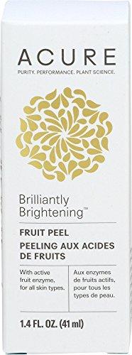 Acure - Brilliantly Brightening Fruit Peel