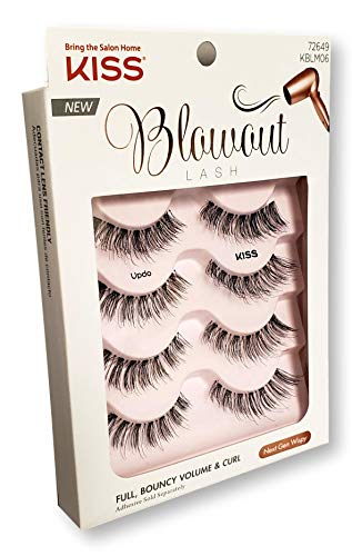 Kiss - Kiss Blowout Lashes Updo (2 Pack)