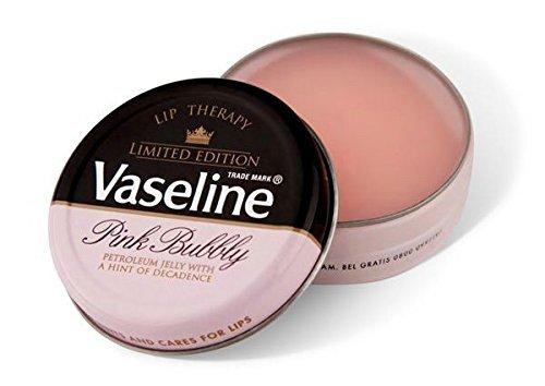 Vaseline - VASELINE Limited Edition Pink Bubbly Lip Therapy, 17g / 0.6 oz