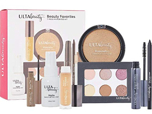 Ulta Beauty - Ulta Beauty Favorites Kit 7 Piece Set With 5 Full Size Products