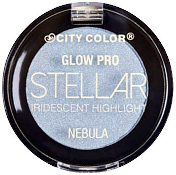 City Color Cosmetics - Glow Pro Stellar Highlighter, Nebula