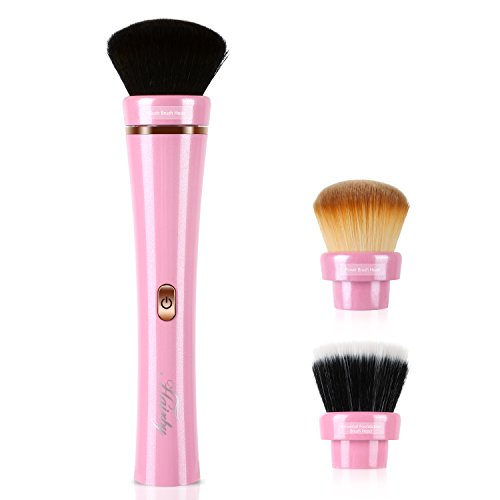 Hairby - Electric Makeup Brush Set