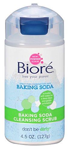amazon.com - Biore Baking Soda Pwd Cln Size 4.5z Biore Baking Soda Powder Cleanser 4.5z