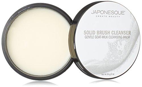 Japonesque - Solid Brush Cleanser, Goat-Milk
