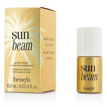 Benefit Cosmetics - Sun Beam Golden Bronze Complexion Highlighter