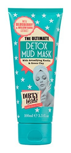 Dirty Works - Blueberry & Willow Bark Ultimate Detox Clay Mud Mask