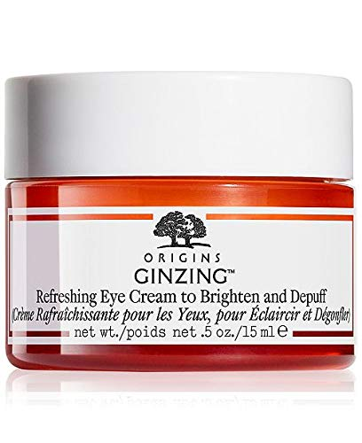 Origins - Origins Ginzing Refreshing Eye Cream to Brighten and Depuff 15ml( Brand New in Box)