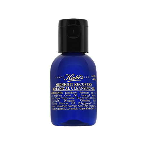 amazon.com - Kiehls Midnight Recovery Botanical Cleansing Oil Travel Size 1.4oz/40ml
