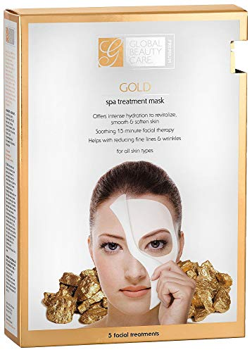 Global beauty care premium - Gold Spa Treatment Mask