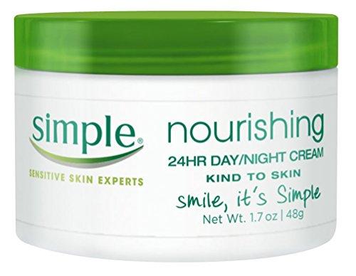 Simple - Nourishing 24Hr Day Day/Night Cream