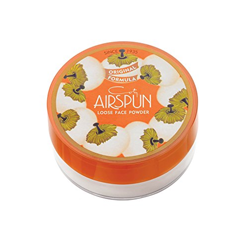 Coty airspun - Coty Airspun Loose Face Powder 2.3 oz. Translucent Tone Loose Face Powder, for Setting Makeup or as Foundation, Lightweight, Long Lasting,Pack of 1