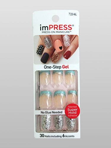 Impress - Impress KISS Nails SPECIAL FX GEL MANICURE (BIPA200-MY SHERO)
