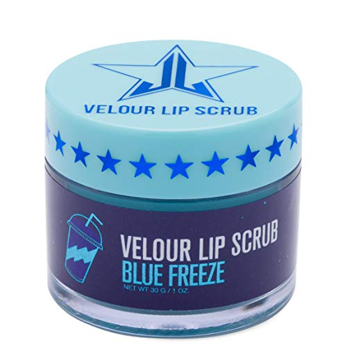 Jeffree Star Cosmetics - Velour Lip Scrub, Blue Freeze