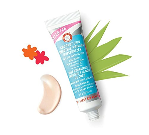 First Aid Beauty - Hello Fab Coconut Skin Smoothie Priming Moisturizer