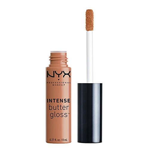 NYX - Intense Butter Gloss, Peanut Brittle