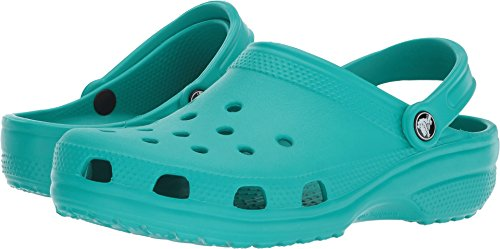Crocs - crocs Women's Classic Mule  Tropical Teal - 5 US Men/ 7 US Women M US
