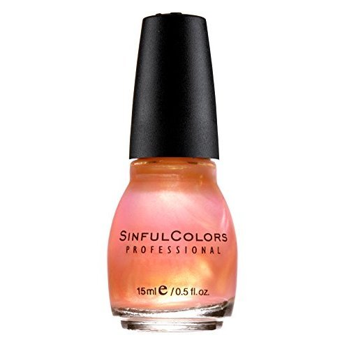 SinfulColors - Sinful Colors Professional Nail Polish Enamel, 858 You Just Wait, 2.1 Ounce