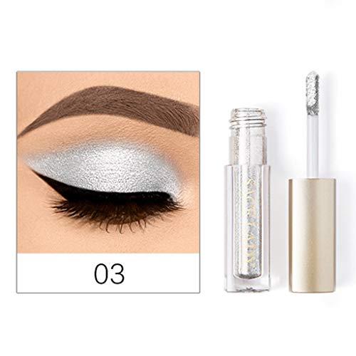 WENSY - Wensy Liquid Eyeshadow Shiny Diamond Pearl Eyeshadow Liquid Smoke Eyeshadow Eye Shadow Waterproof Eye Shadow Pen