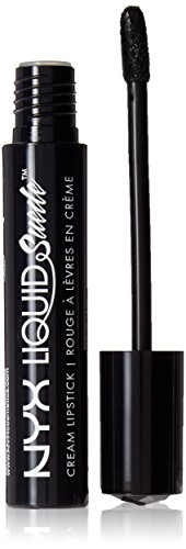 NYX - NYX PROFESSIONAL MAKEUP Liquid Suede Cream Lipstick, Alien, 0.13 Fluid Ounce