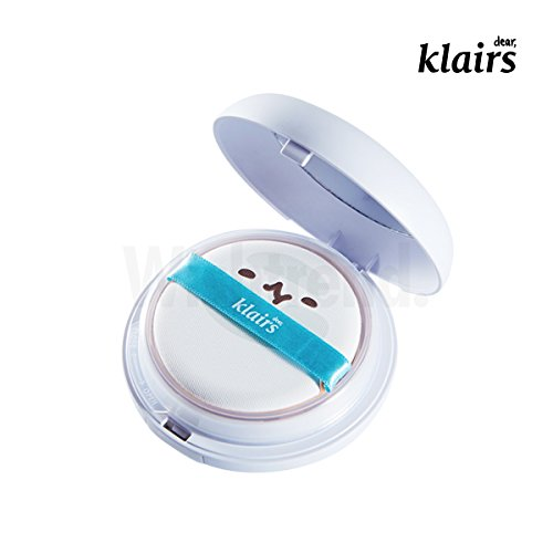 Klairs - [KLAIRS] Mochi BB Cushion Pact, cushion foundation, foundation, bb cream, SPF 40, 15g