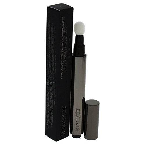 Laura Mercier - Laura Mercier Candleglow Concealer & Highlighter for Women, No.1, 0.07 Ounce