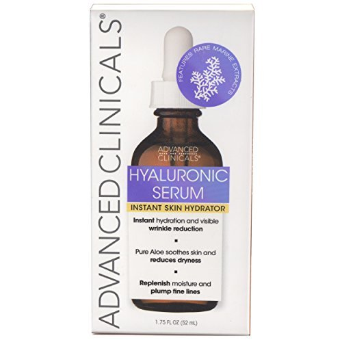 Advanced Clinicals - Hyaluronic Serum