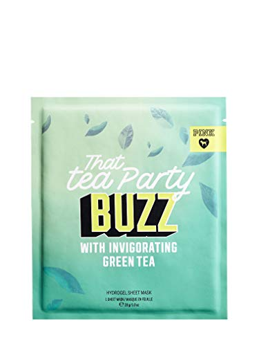 Victoria's Secret - Pink Hydrogel Sheet Mask Green Tea