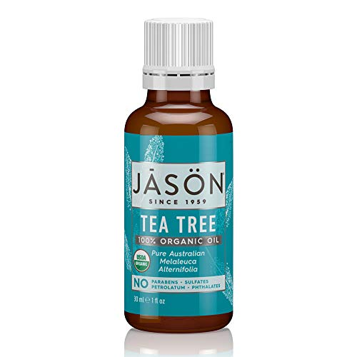 JASON - JASON Tea Tree Oil, 1 Ounce Bottle