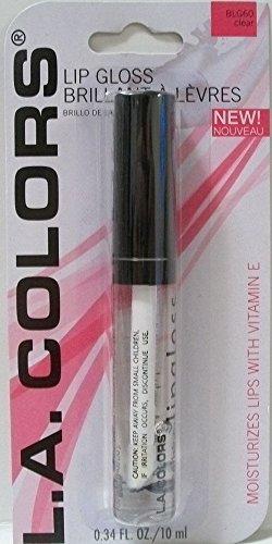 L. A. Colors - Expressions Lip Gloss, Clear