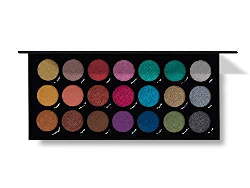 Karity - Eyeshadow Palette Frost, Shimmer