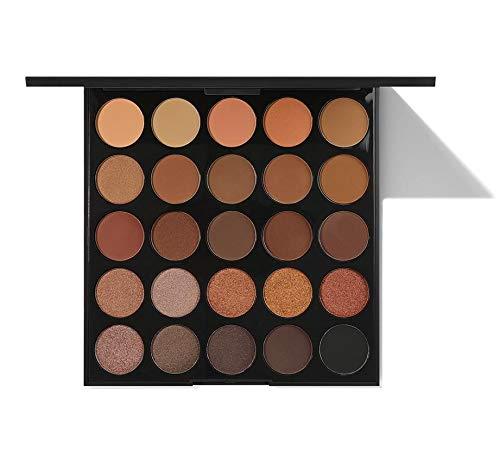 Morphe - 25A Copper Spice Eye Shadow Palette