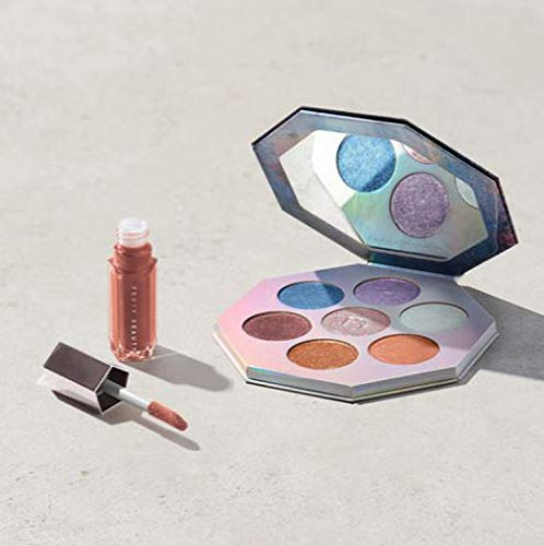 Fenty - Killawatt Foil Freestyle Highlighter Palette and Gloss Bomb Universal Lip Luminizer in Fenty Glow!