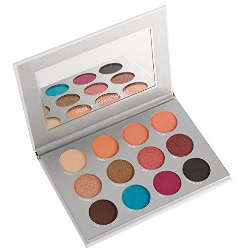 PUR x BOXYCHARM - PUR x BOXYCHARM 12-Piece Eyeshadow Palette