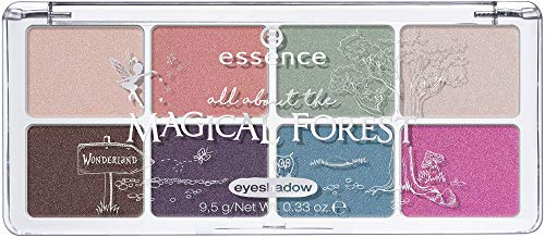 Essence - All About The Magical Forest Eyeshadow Palette
